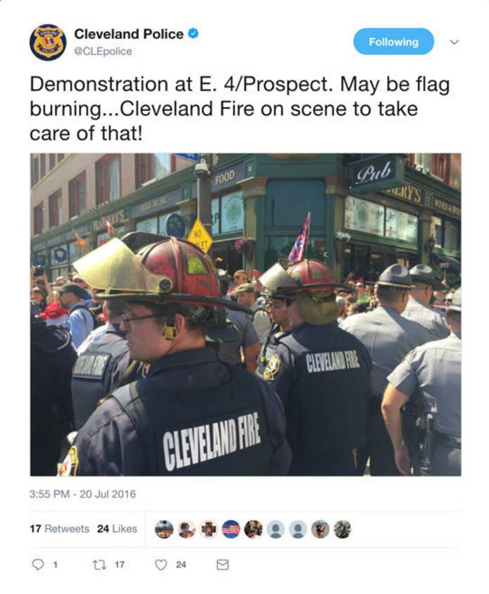 Payouts to RNC-16 protestors for Cleveland-police free-speech retaliation approach nearly $1,000,000